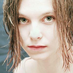 white eyeliner defining eyes