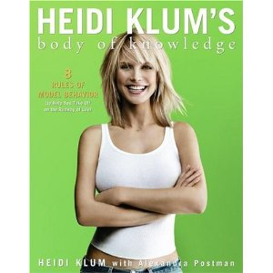 Heidi Klum Body of Knowledge