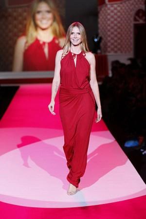 Heidi Klum supermodel