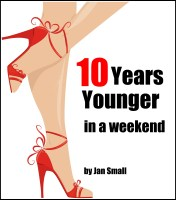 Ten Years Younger In A Weekend cover