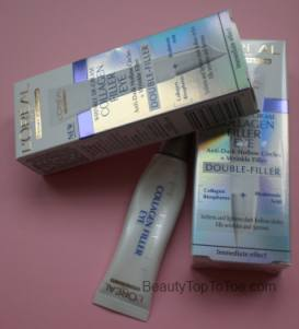 LOreal Wrinkle Decrease Collagen Eye Filler