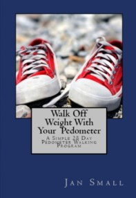 Walk Off Weight With Your Pedometer