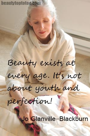 beauty quote beauty exists at every age