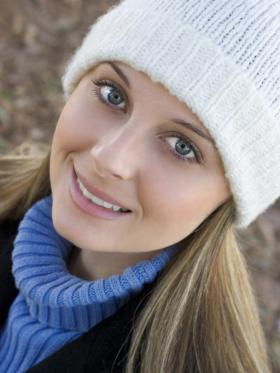 winter dry skin
